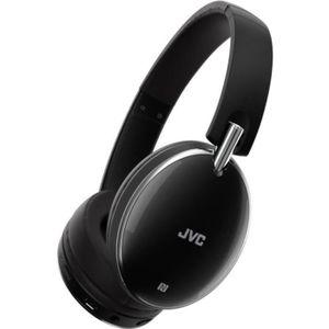 CASQUE - ÉCOUTEURS JVC HA-S90BN-B-E - Casque BT Noise Cancelling - No
