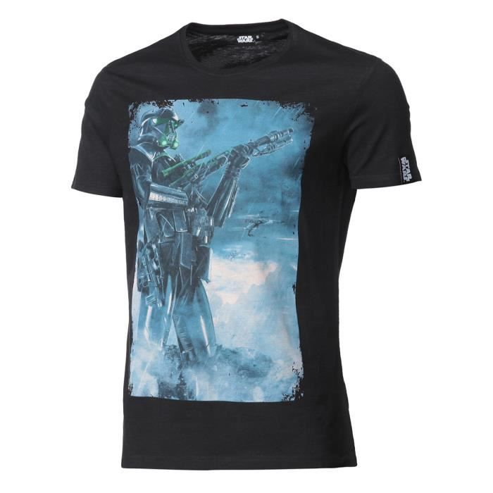 STAR WARS T-shirt Homme 1005630 - 100% coton