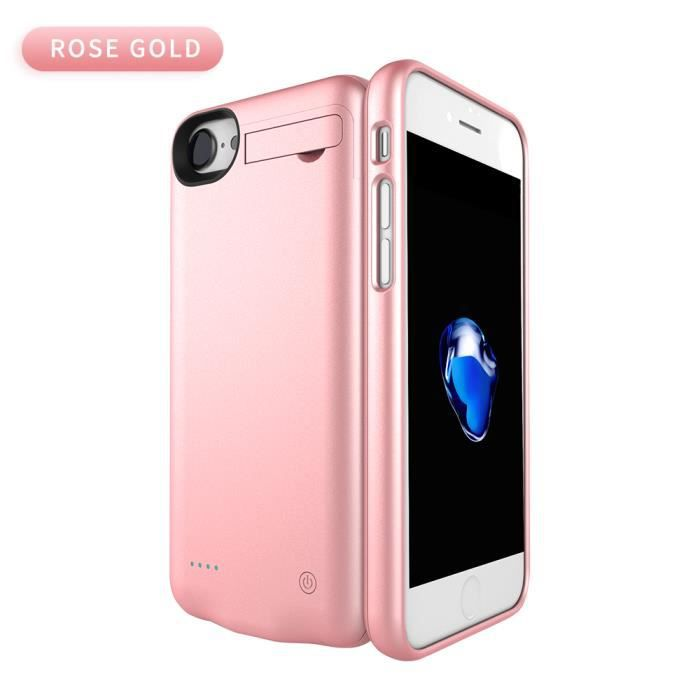 coque iphone 7 batterie gold
