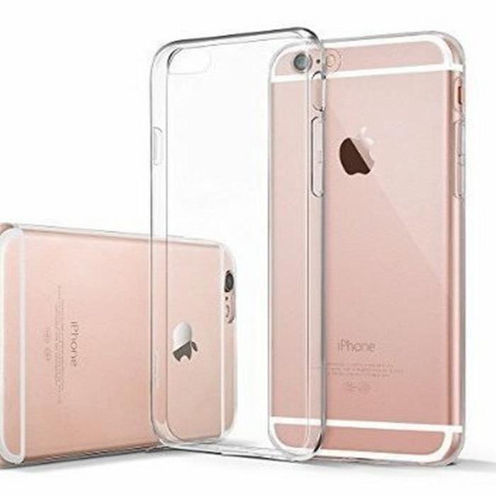 iphone 6 s coque transparente