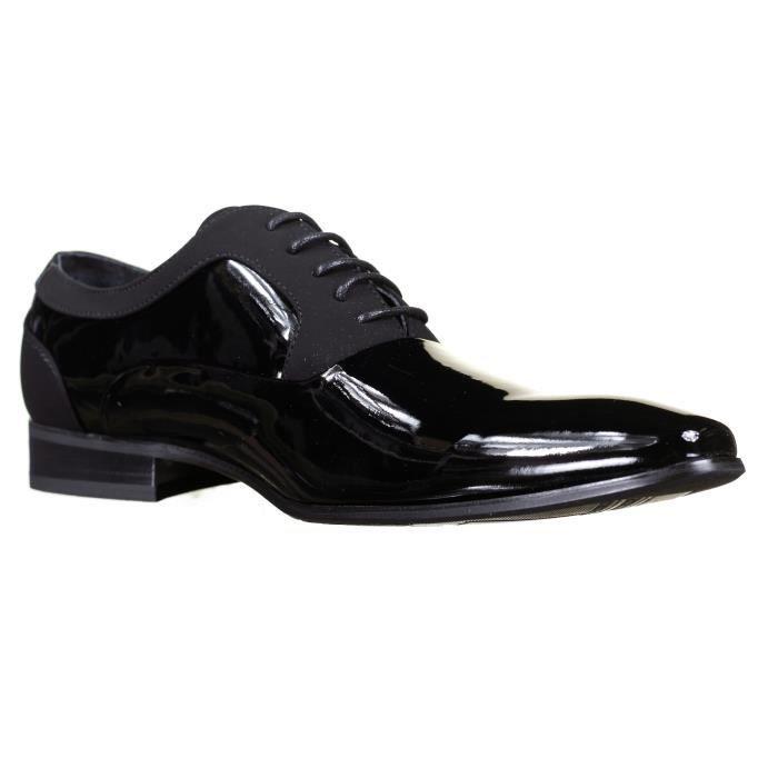 Chaussure Reservoir Shoes Paul Black Patent