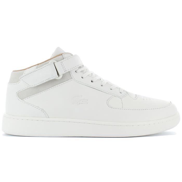 Chaussures Lacoste Homme Sneaker Srm 7 2 Turbo 30srm0032098 Blanc 3LcA54RjqS