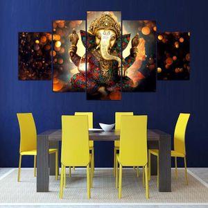 Tableau deco verticale achat vente tableau deco for Decoration murale elephant