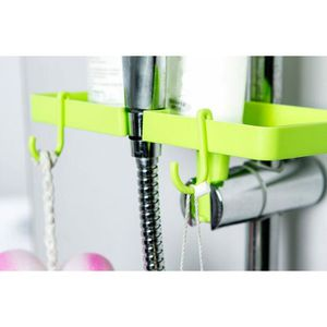 Etagere de rangement en plastique salle de bain - Achat / Vente ...