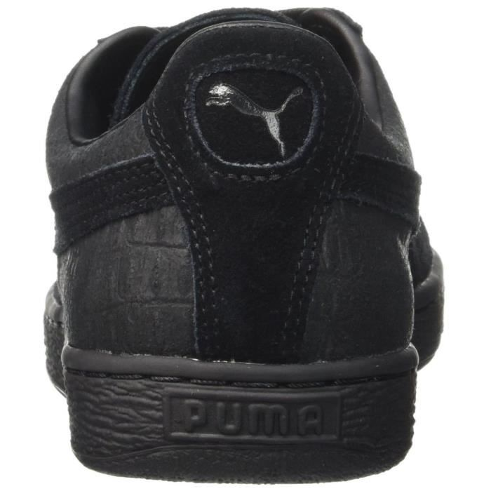 baskets suede c casual emboss homme puma 361372 h