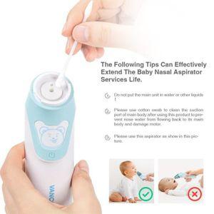 Honey Mam Aspirateur Nasal Pour Babys Couleur Au Choix Neuf Toilette, Bain