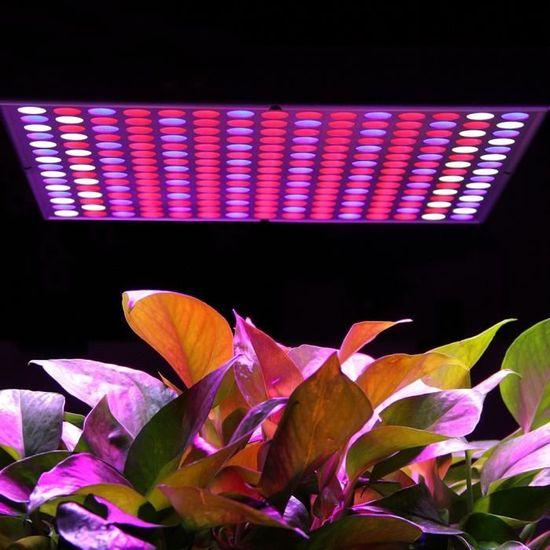 Excelvan Jardin Pour Led Végétale Hydroponiques D'élèvent Des Lumière Plantes 225 14w Plante Smd 1JFTlKc