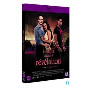 BLU-RAY FILM Blu-Ray Twilight, chapitre 4 : révélation, part...