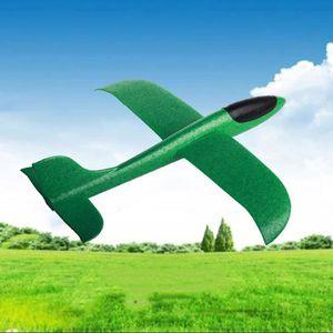 DRONE Maquette d'avion Foam Throwing Glider Inertia Airc