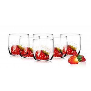 Verre à eau - Soda 6 Verres Gobelets à eau, Soda et à jus / Collectio