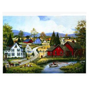 Puzzle paysage - Achat / Vente Puzzle paysage pas cher ...