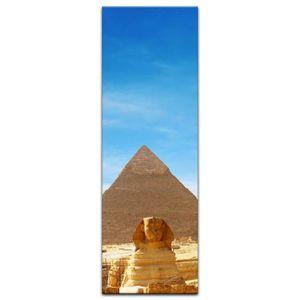 TABLEAU - TOILE Impression sur toile - Sphinx d'Egypte 40 x 120 cm