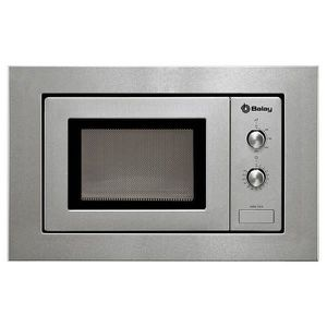 MICRO-ONDES Micro ondes encastrable gris 800 W 17 L - Micro on
