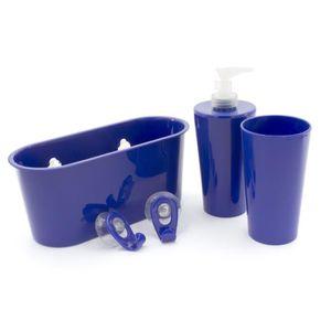 SET ACCESSOIRES Kit accessoire de salle de bain Marin : 2 crochets