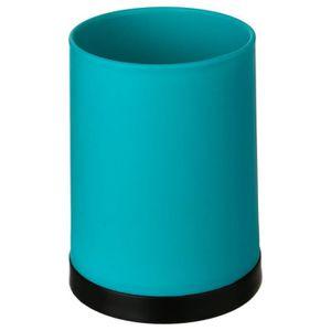 Accessoires de salle de bain turquoise - Achat / Vente Accessoires ...