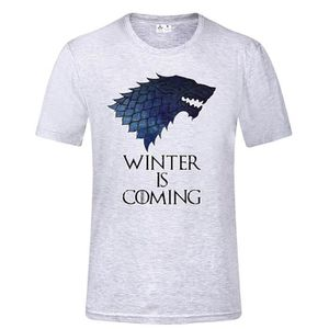 cae6e7bb54f9 T-SHIRT Game of Thrones Winter Is Coming Men s T Shirt Fas