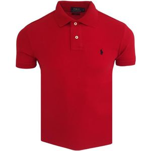 Ralph Rouge Vente Polo Pas Cher Lauren Homme Achat DIEYHW29