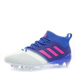 separation shoes 281b8 9ae7f CHAUSSURES DE FOOTBALL Ace 17.1 Primeknit SG Homme Chaussures Football Bl