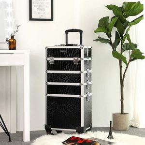 valise maquillage achat vente valise maquillage pas cher cdiscount. Black Bedroom Furniture Sets. Home Design Ideas
