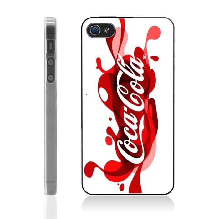 coque iphone 5 coca cola