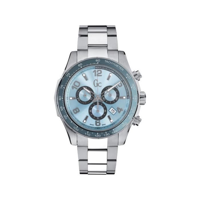 Collection Chronographe X51006g7s Homme By Chic Techno Montre Sport Gc Guess eEHYWb9ID2