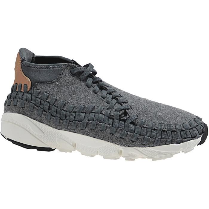 Homme 002 857874 Woven Chukka Footscape Gris SE Nike Baskets xY1Xqw