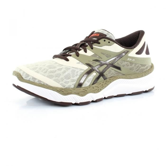 sports shoes e5395 b6430 Chaussures de Running ASICS 33-M
