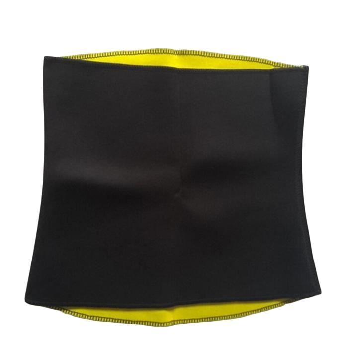 ef3231c352 Mode Femme Ceinture Abdominale Sport Taille Shaper Pour Shapers Noir ...