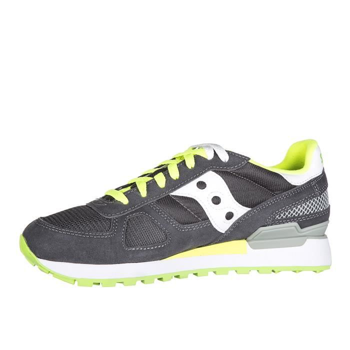 Chaussures baskets sneakers homme en daim shadow original Saucony xqbEKm