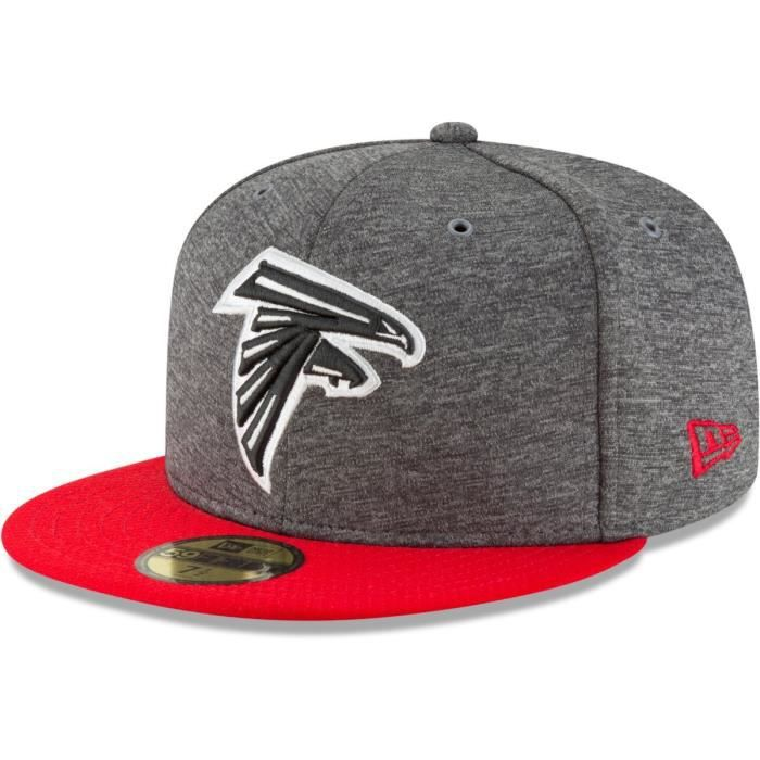 meilleur pas cher 9108c b8cda New Era 59Fifty Cap - Sideline Home Atlanta Falcons