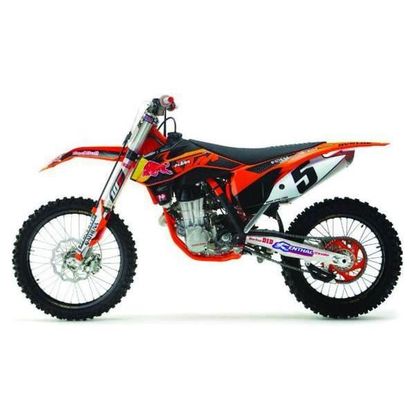 New ray 49463 moto ktm 450 sx f red bull ra achat vente voiture camion cdiscount - Image de moto ktm ...