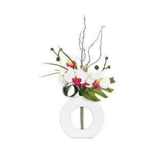 Fleur artificielle fushia achat vente fleur for Soldes fleurs artificielles