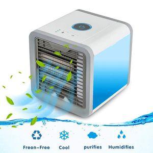 CLIMATISEUR MOBILE Refroidisseur D'air Portable, Purificateur D'air C