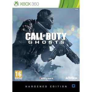 JEU XBOX 360 CALL OF DUTY : GHOSTS - HARDENED EDITION [IMPOR…