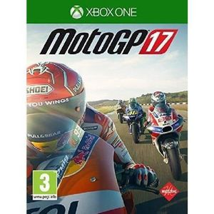NINTENDO SWITCH MotoGP™17 Jeu Xbox One + 2 Boutons Thumbstick