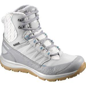 APRES SKI - SNOWBOOT Chaussures après-ski Salomon Kaïna Mid Goretex