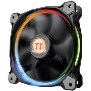 BOITIER PC  Ventilateur pour boîtier PC Thermaltake Riing 12 L