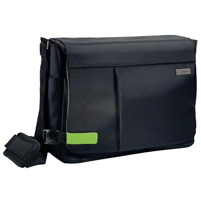 LEITZ Traveller Messenger - Sacoche pour ordinateur 15.6'' - Noir