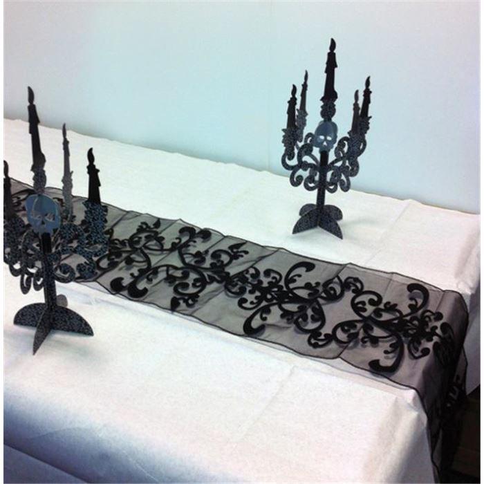 Chemin de table chemin de table gothique 21m