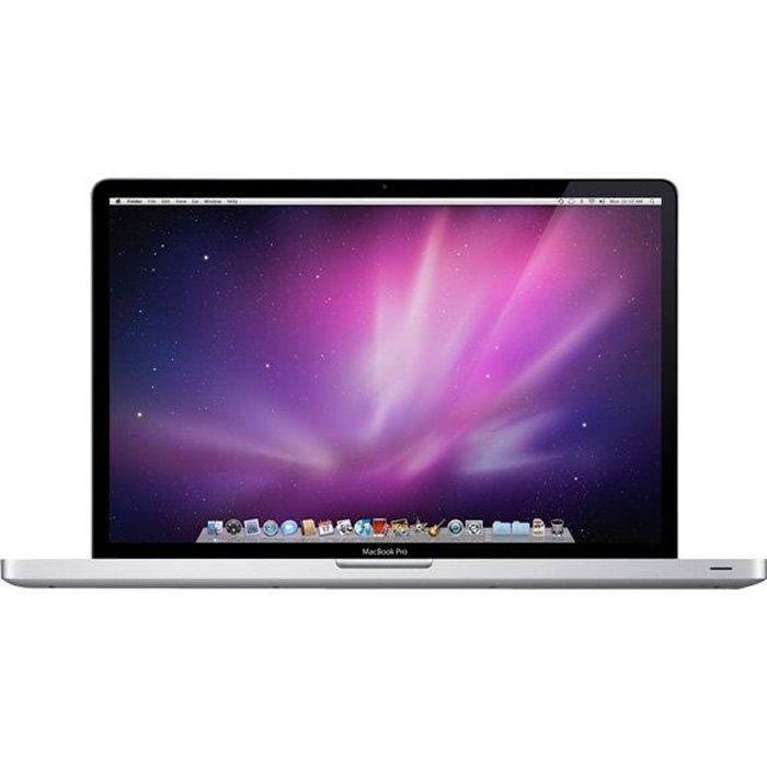 ORDINATEUR PORTABLE Apple MacBook Pro Core i7 2 GHz MacOS X 10.7 Lion