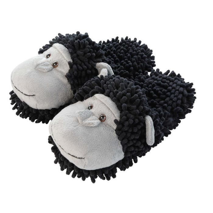Monstre Chaussons Fuzzy Friends - Aroma Home Th479mrEf