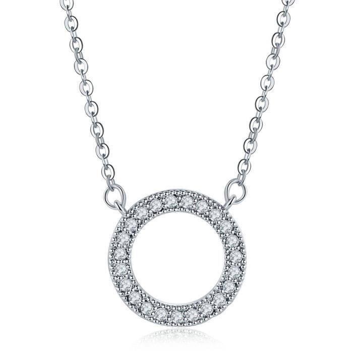 Cristal Elets exclusif pour femmes Luxuria Circulaire Sparkling design Magnifique pendentif pour - GCAKT