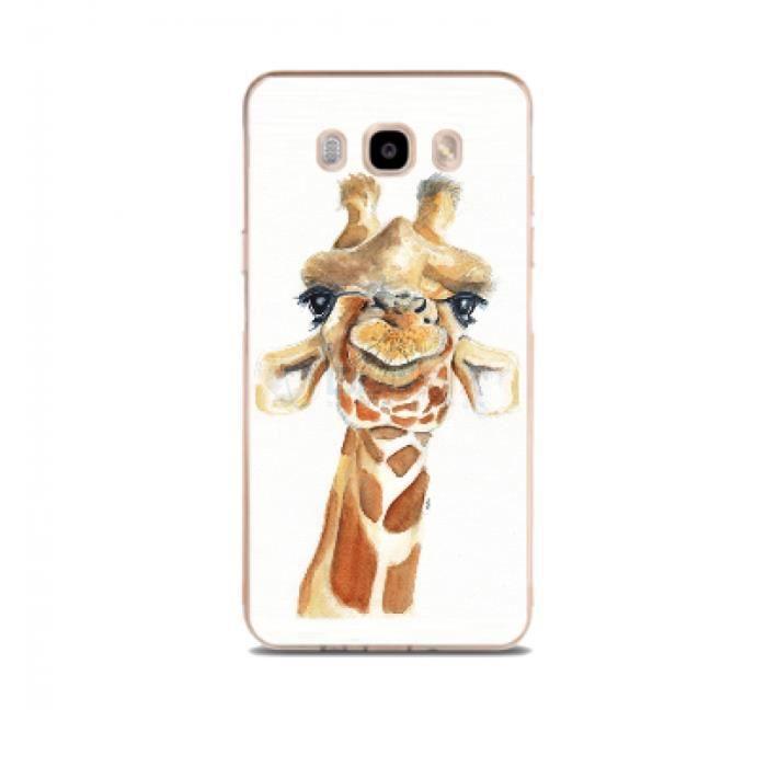 coque samsung j5 2016 girafe