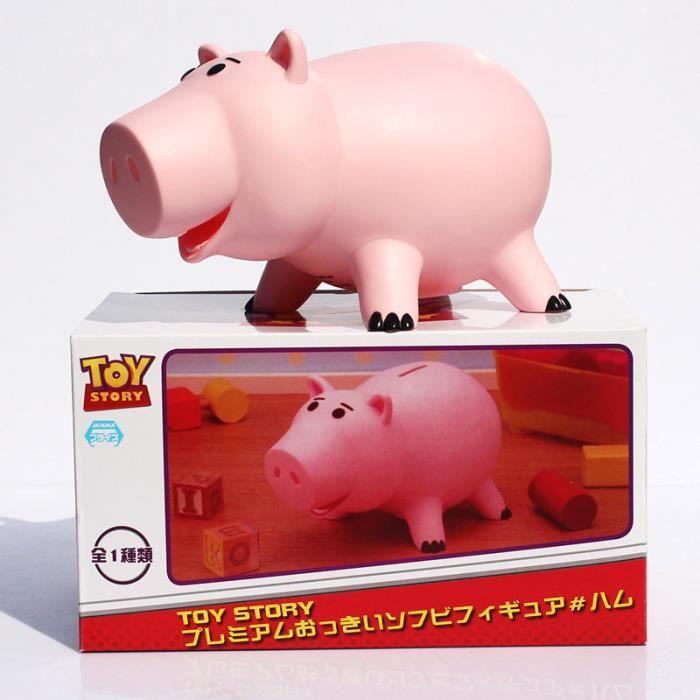 8 20cm toy story hamm tirelire cochon rose bo te de coin - Le cochon de toy story ...