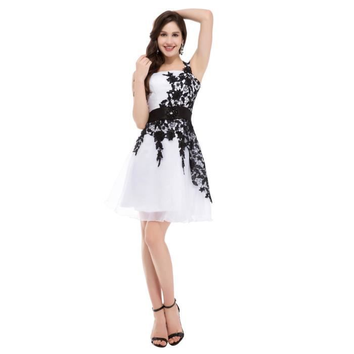 Robe cocktail mariage femme