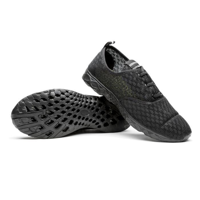D'été maille respirante chaussures de course hommes athletic chaussures nouveau respirant chaussures super léger sport chaussures