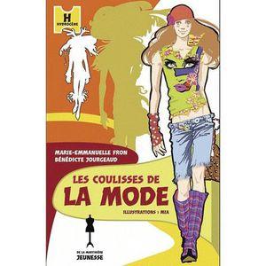 Livre 6-9 ANS Les coulisses de la mode