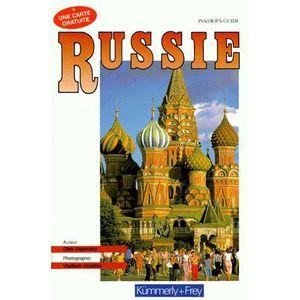 GUIDES MONDE RUSSIE