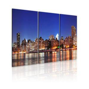 TABLEAU - TOILE Tableau - NYC - ville d'un million de lumières - 6