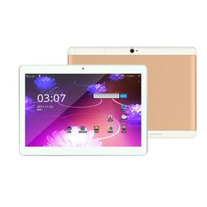 TABLETTE TACTILE 10.1Inch 1 + 16G Android 4.4 Dual Sim double camér